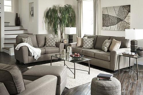 Calicho - Cashmere - Sofa, Loveseat, Chair & Ottoman