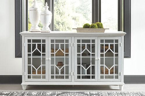 Dellenbury - White - Accent Cabinet
