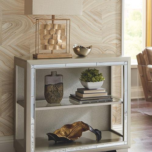 Chaseton - Metallic Gray - Accent Cabinet