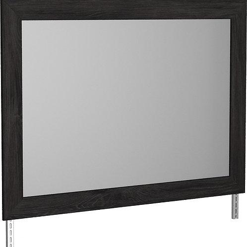 Belachime - Black - Bedroom Mirror