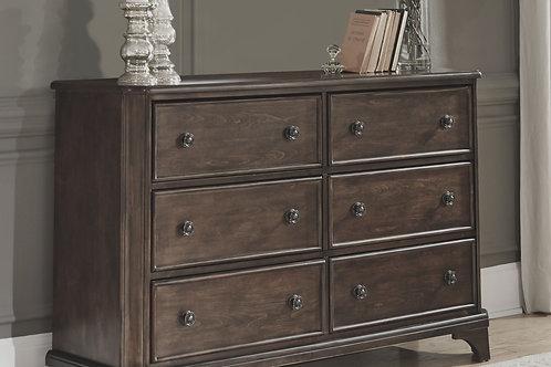 Adinton - Brown - Dresser