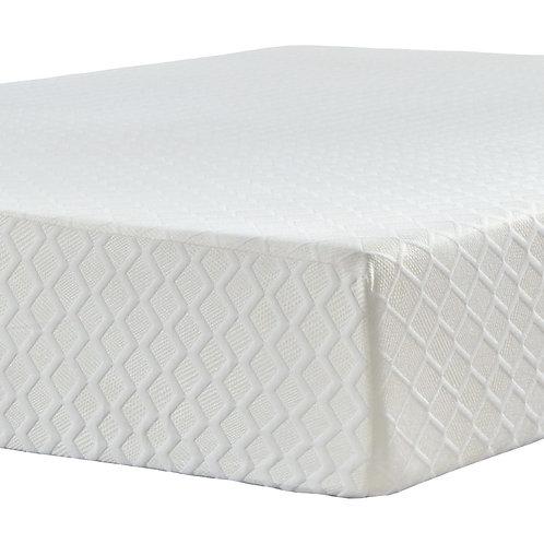 Chime 12 Inch Memory Foam - White - Queen Mattress