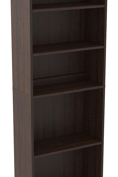 Camiburg - Warm Brown - Bookcase