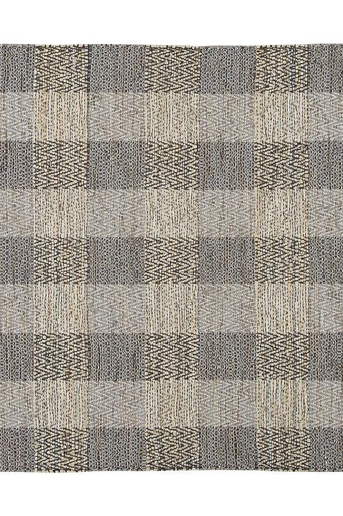 Christoff - Taupe/Black - Large Rug