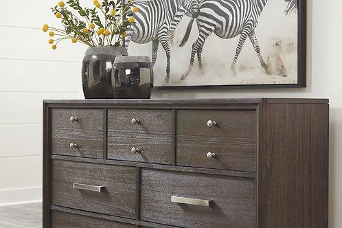 Brueban - Gray - Dresser