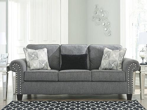 Agleno - Charcoal - Sofa