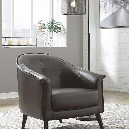 Brickham - Dark Brown - Accent Chair