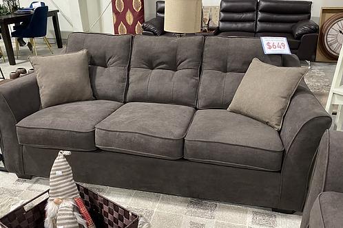 2052 Chocolate Sofa