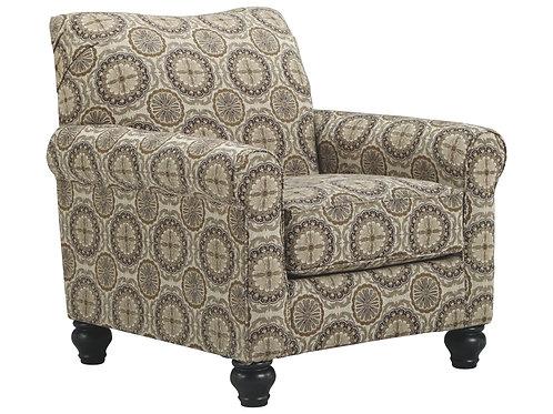 Breville Accents - Burlap - Accent Chair