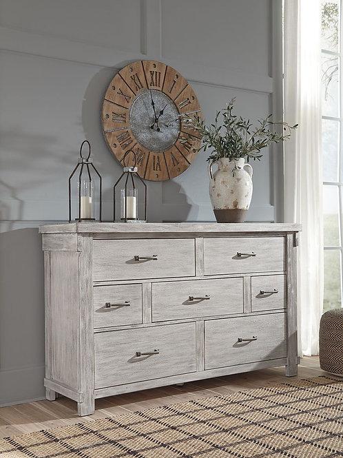 Brashland - White - Dresser
