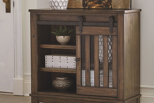 Brookport - Brown - Accent Cabinet