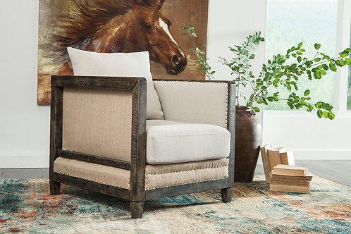 Copeland - Linen - Accent Chair