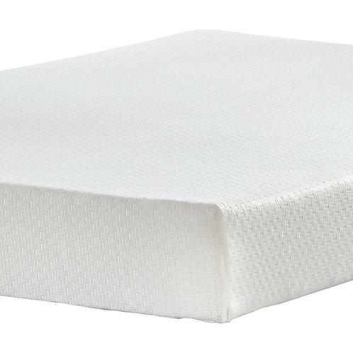 Chime 8 Inch Memory Foam - White - Queen Mattress