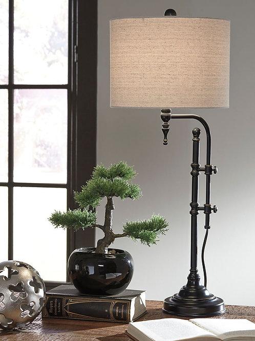 Anemoon - Black - Metal Table Lamp (1/CN)