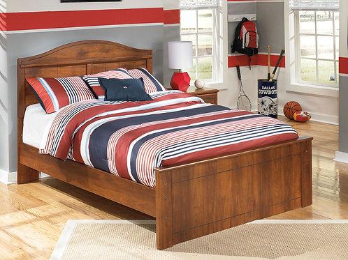 Barchan - Medium Brown - Full Panel Bed