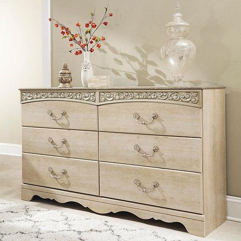 Catalina - Antique White - Dresser