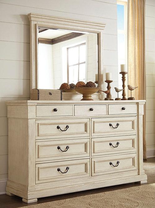 Bolanburg - Antique White - Bedroom Mirror