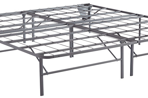 Better Than A Boxspring - Gray - King Foundation (2/CN)