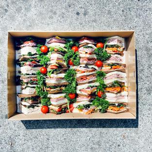 $60 Sandwich Grazing Box