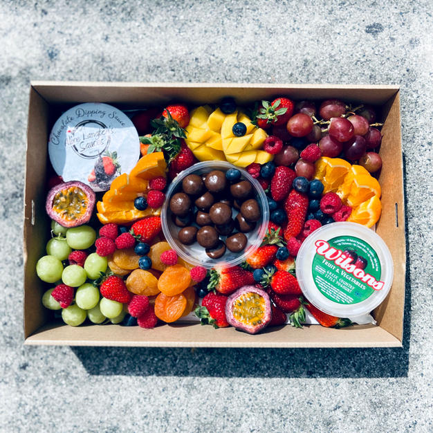 $65 Fruit & Sweets Grazing Box