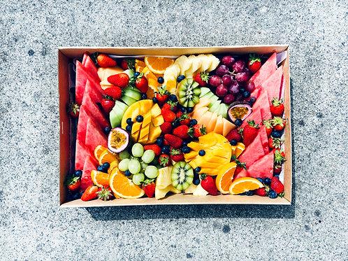 Fruit grazing box