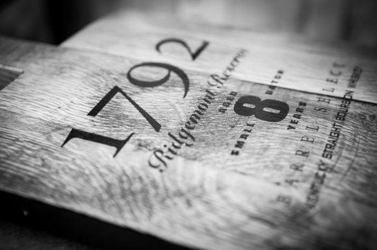 1792 Cutting Board