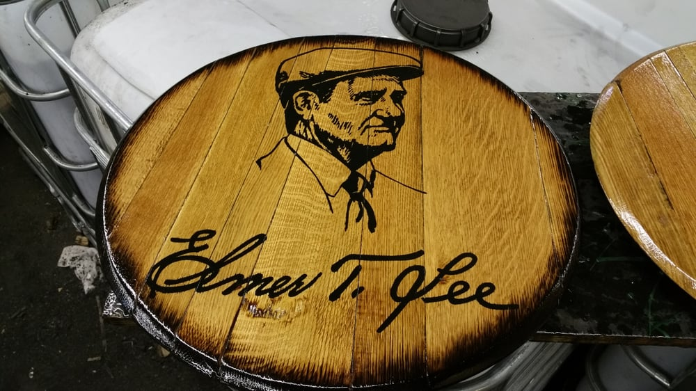 Elmer T Lee head