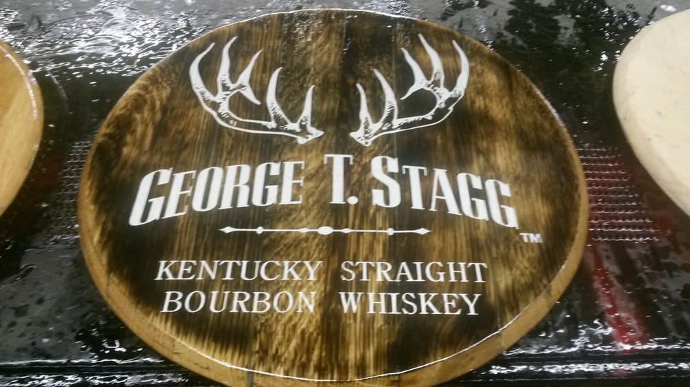 George T Stagg Head