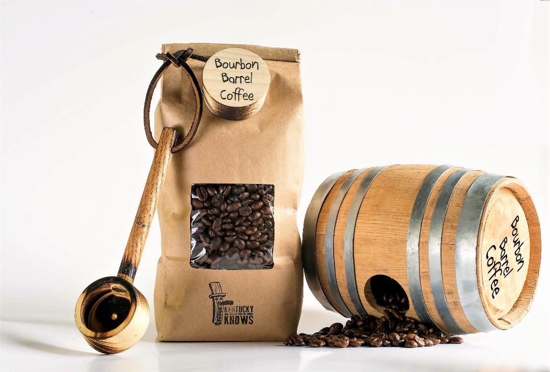 Bourbon Barrel Coffee 5