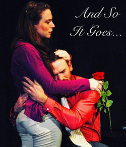 Last day to see _And So it Goes_ starring Aimee Theresa and I. Brilliantly directed by Ruth K Brown