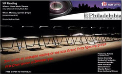 Happy to be a part of the Set in Philadelphia screenwriting competition READING again this year! My