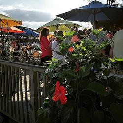 The Rudder's Tiki Bar