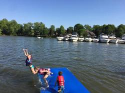 Floating on OHB