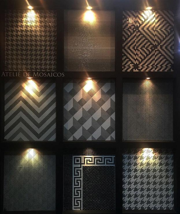 Expositor mosaicos