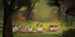 Duck Funeral