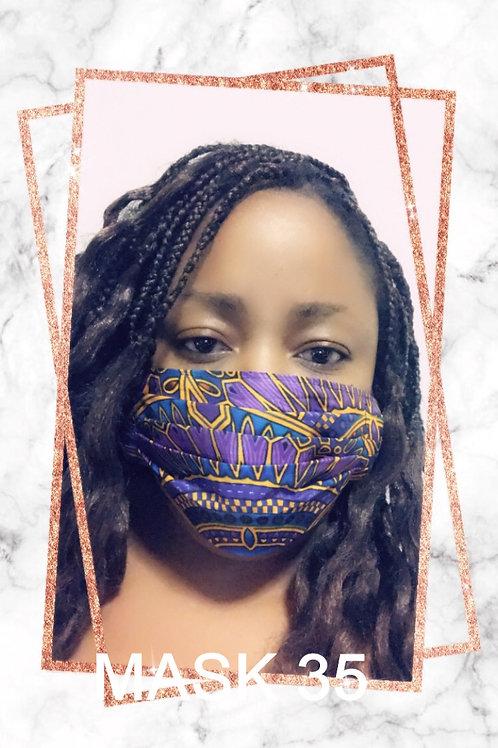Gabby Face Mask
