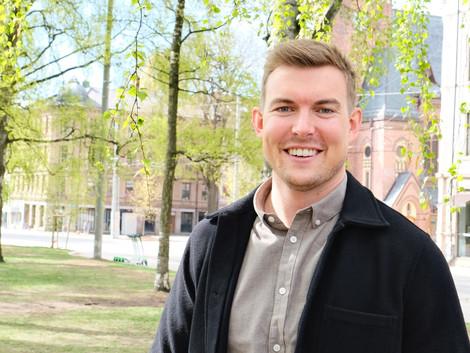 Kristian Krohn-Holm: Kvant's new Head of Talent Acquisition