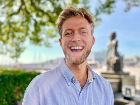 Markus Ringstad: Kvant's new Senior Consultant