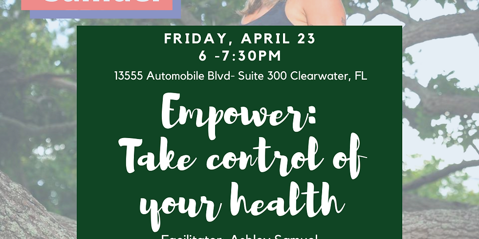 Empower: Take control of your health