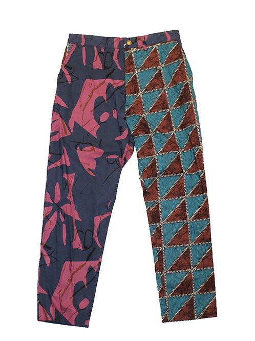 【30%OFF】PREPARATORY PANT - CRAZY PATTERN
