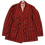 Thumbnail: 【30%OFF】DOUBLE BREASTED JACKET - CHEVRON PATTERN
