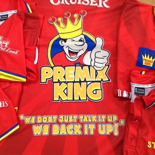 Premix King