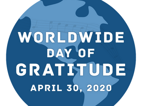 Worldwide Day of Gratitude