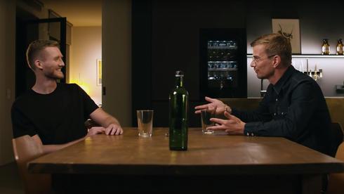 """André & Joko """"Ein Gespräch"""""""