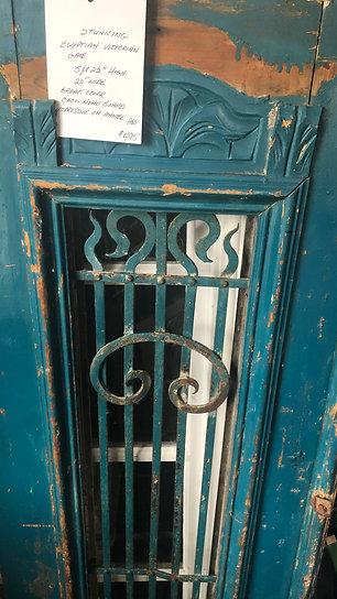 Stunning Egyptian Victorian Gate