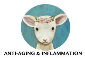 Anti-Inflammation + Anti-Aging