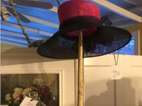 The Royal Derby Hat