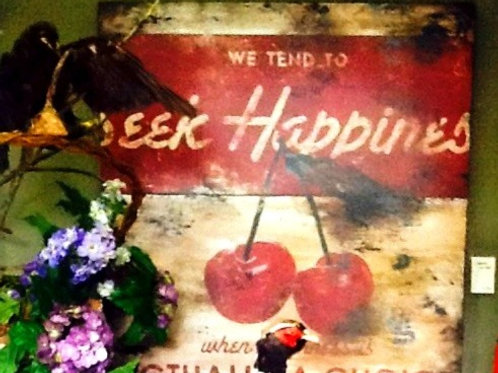 """Seek Happiness"" Picture"