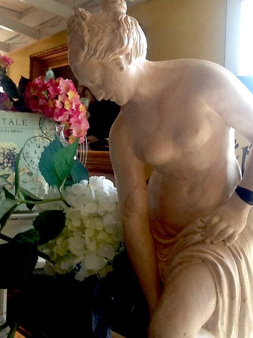 French Garden Statue
