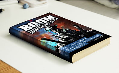Book Cover Design Bournemouth Dorset, Magazine Cover Design Dorset
